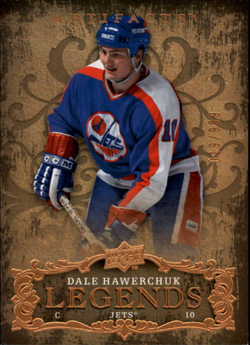 2008-09 Artifacts #101 Dale Hawerchuk LEG
