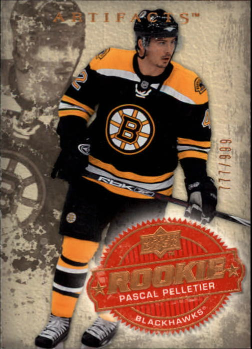 2008-09 Artifacts #222 Pascal Pelletier RC