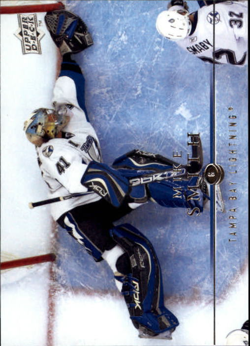 2008-09 Upper Deck #25 Mike Smith
