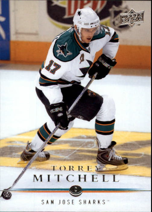 2008-09 Upper Deck #40 Torrey Mitchell