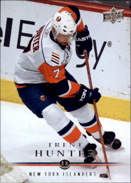 2008-09 Upper Deck #78 Trent Hunter