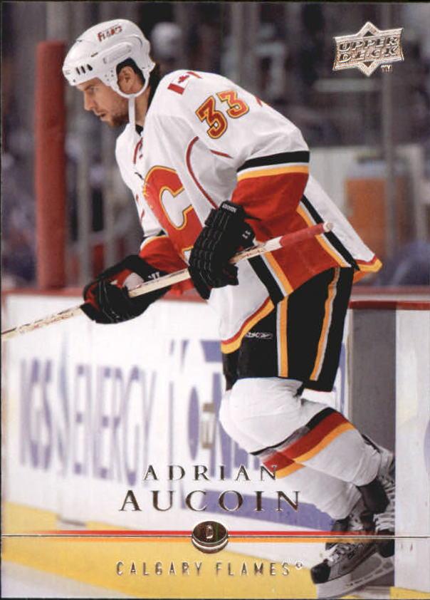2008-09 Upper Deck #173 Adrian Aucoin