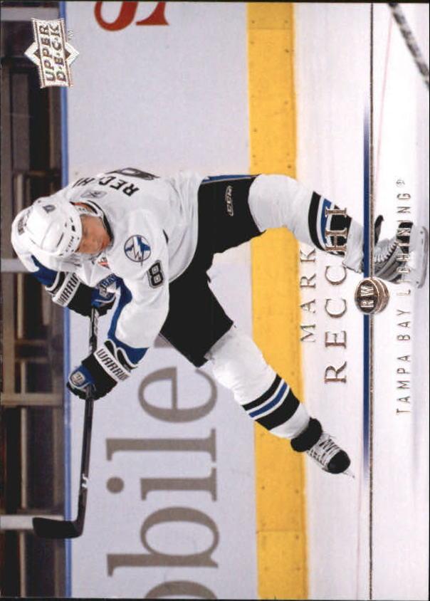 2008-09 Upper Deck #420 Mark Recchi