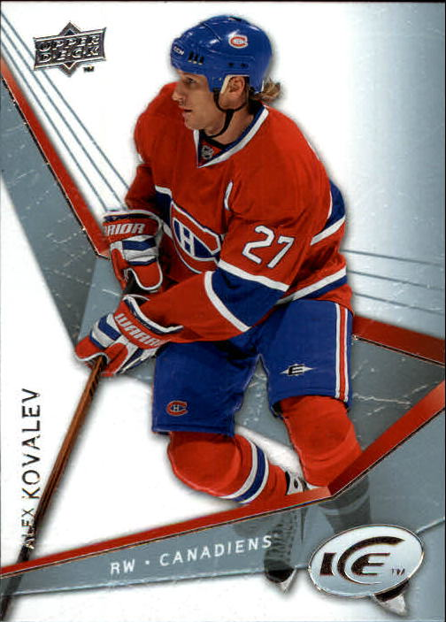 2008-09 Upper Deck Ice #2 Alex Kovalev