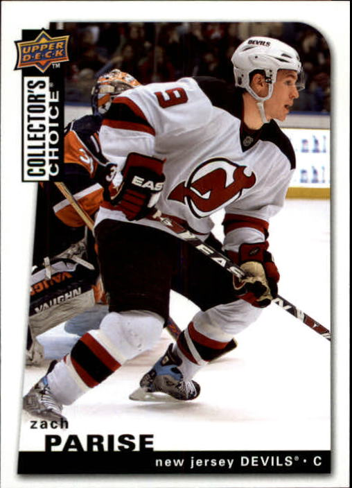 2008-09-Collector-039-s-Choice-Hockey-Card-Pick