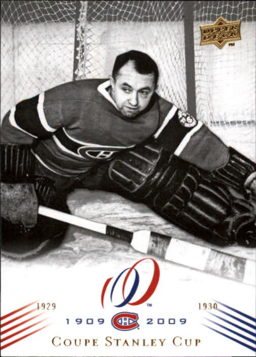 2008-09-Upper-Deck-Montreal-Canadiens-Centennial-Hockey-Cards-Pick-From-List