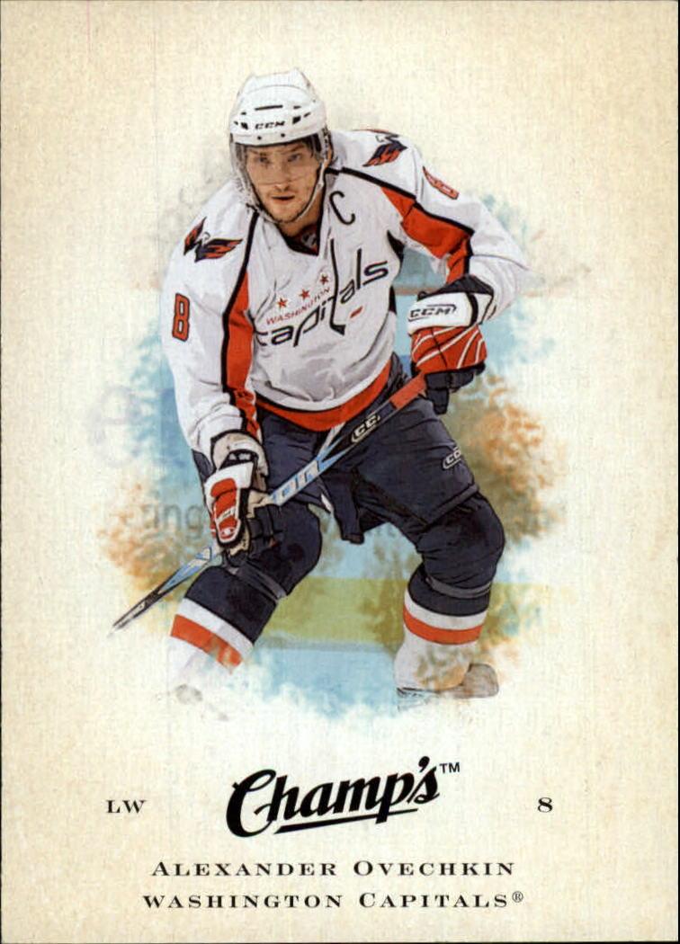 2008-09 Upper Deck Champ's #5 Alexander Ovechkin