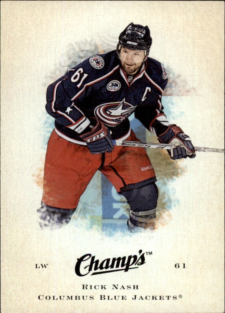 2008-09-Upper-Deck-Champ-039-s-Hockey-Cards-Pick-From-List