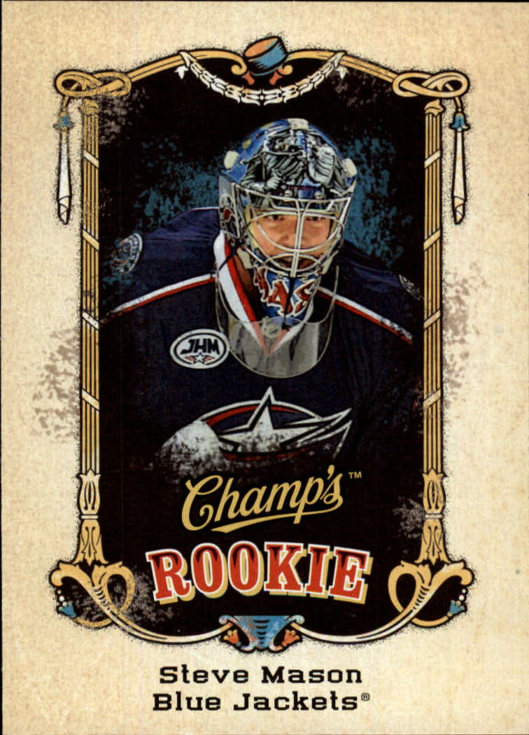2008-09 Upper Deck Champ's #126 Steve Mason RC