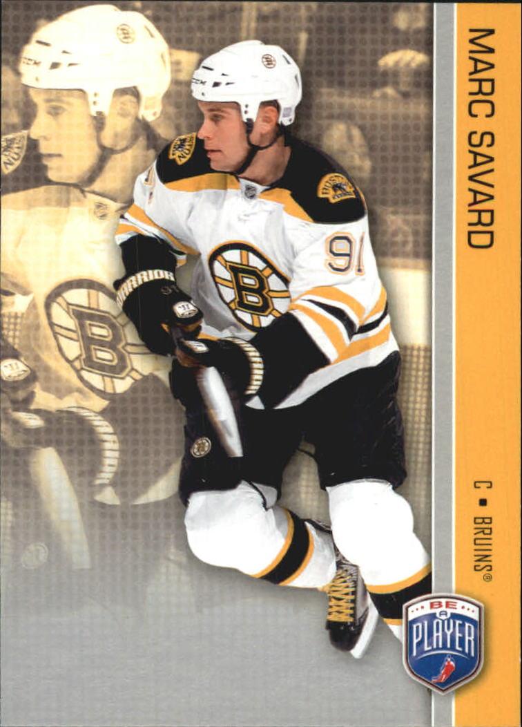 2008-09 Be A Player #14 Marc Savard