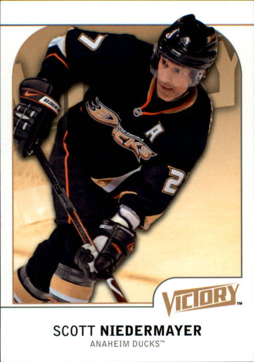 2009-10 Upper Deck Victory #2 Scott Niedermayer
