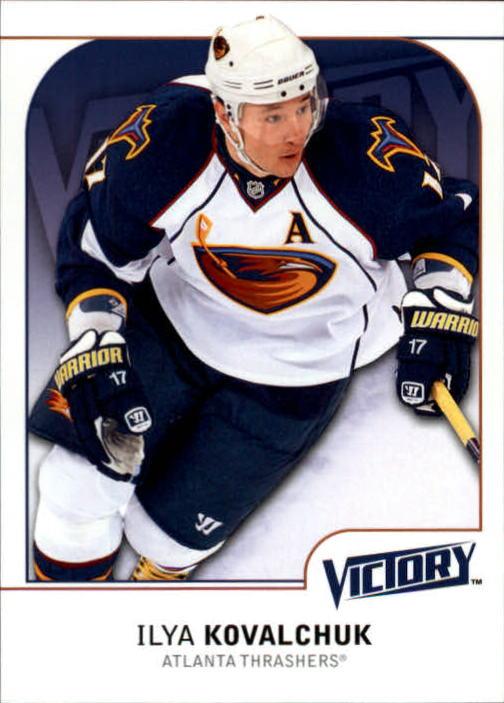 2009-10 Upper Deck Victory #7 Ilya Kovalchuk
