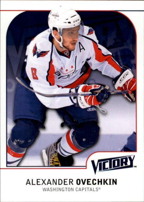 2009-10 Upper Deck Victory #194 Alexander Ovechkin