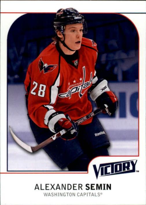 2009-10-Upper-Deck-Victory-Hockey-Card-Pick