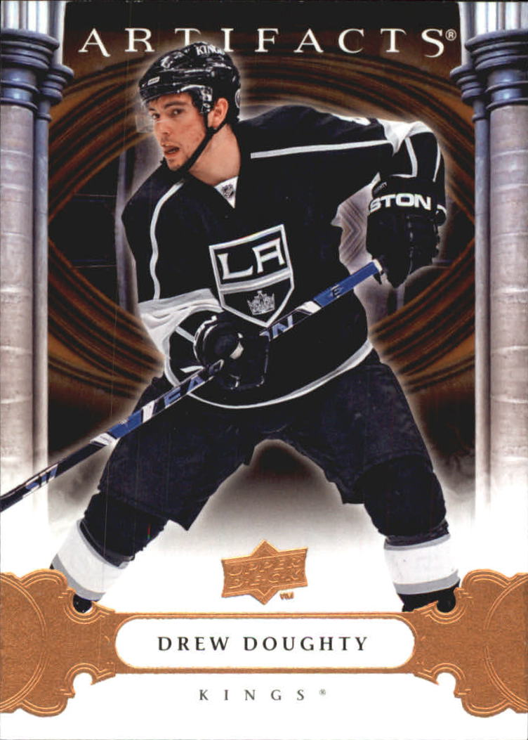 2009-10 Artifacts #85 Drew Doughty