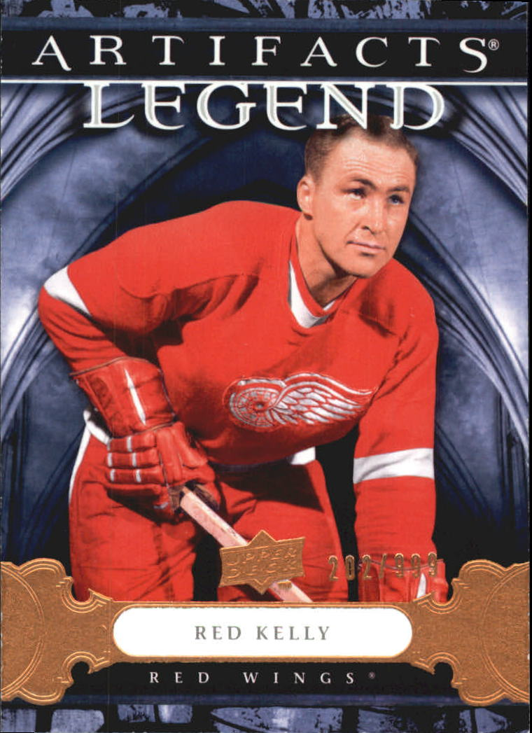2009-10 Artifacts #111 Red Kelly L