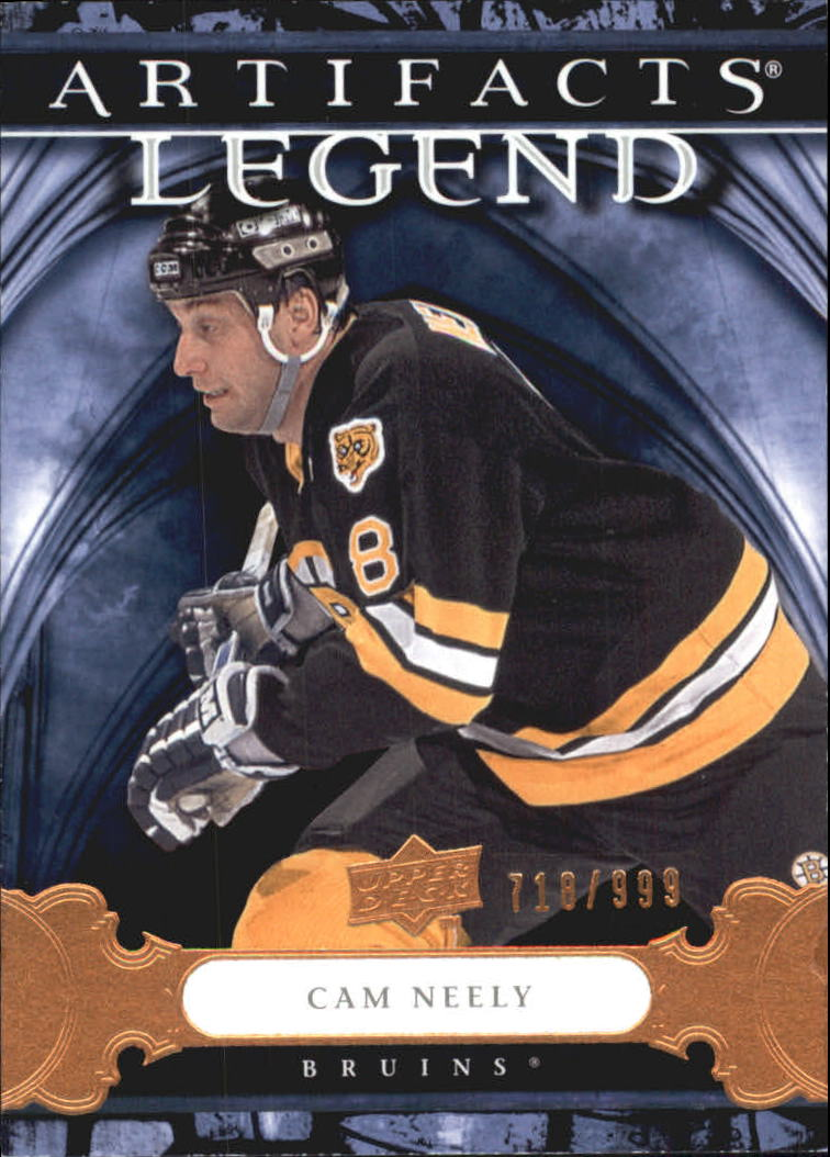 2009-10 Artifacts #122 Cam Neely L