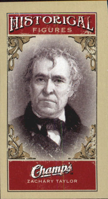 2009-10 Upper Deck Champ's #548 Zachary Taylor