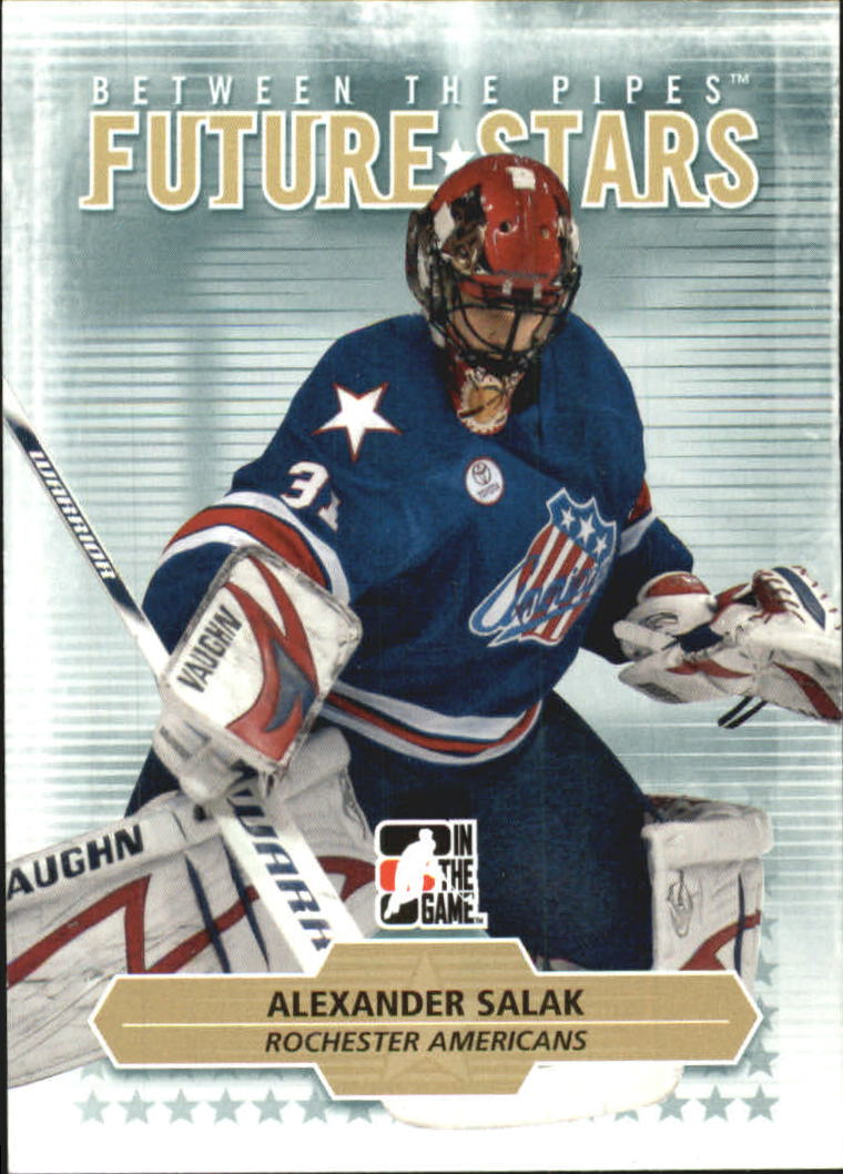 2009-10 Between The Pipes #1 Alexander Salak
