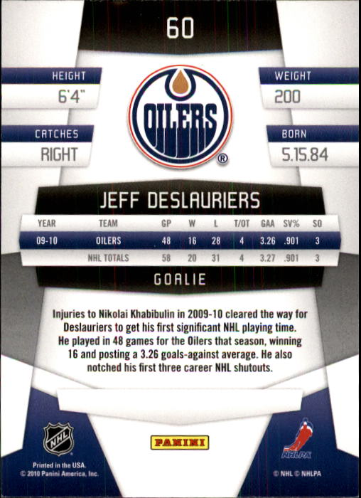 2010-11-Panini-Certified-Hockey-Cards-Pick-From-List thumbnail 107