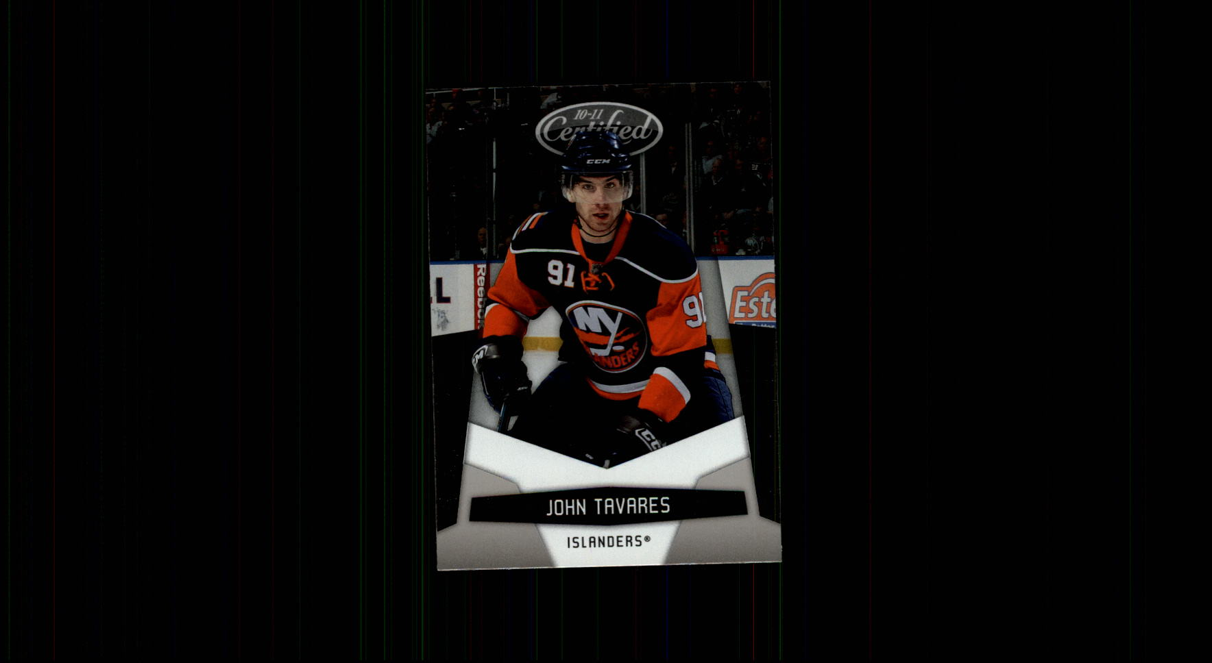 2010-11 Certified #90 John Tavares