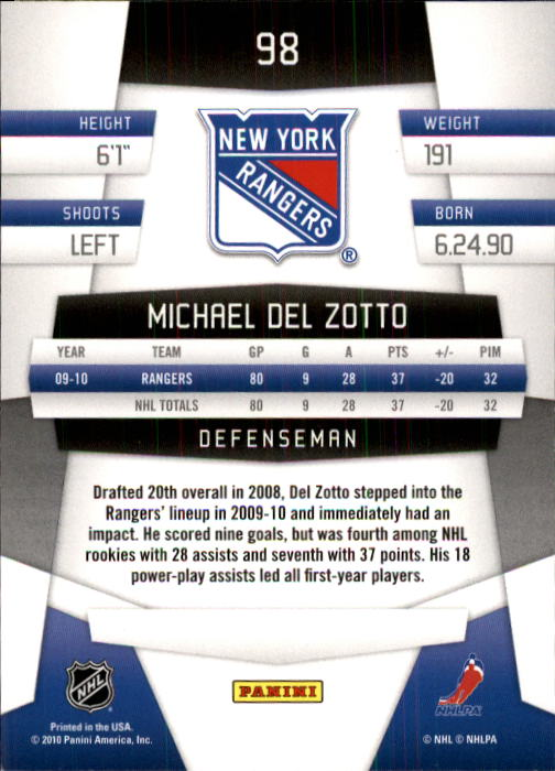 2010-11-Panini-Certified-Hockey-Cards-Pick-From-List thumbnail 169