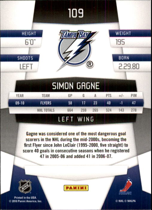 2010-11-Panini-Certified-Hockey-Cards-Pick-From-List thumbnail 191