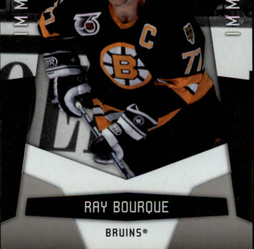 2010-11 Certified #157 Ray Bourque