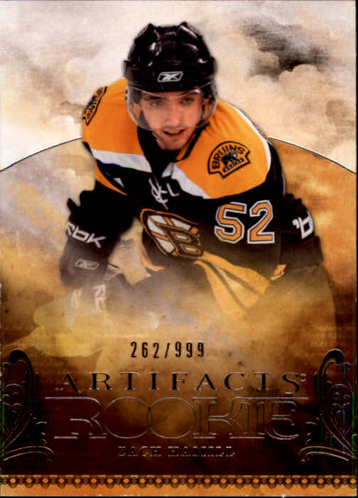 2010-11 Artifacts #102 Zach Hamill RC