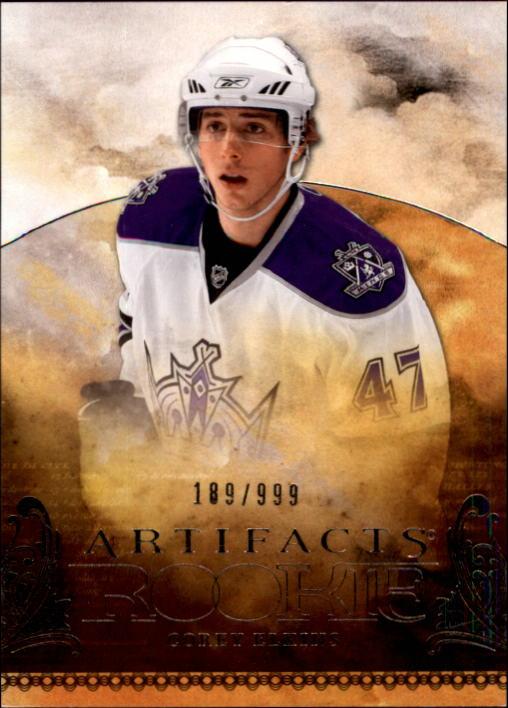 2010-11 Artifacts #121 Corey Elkins RC