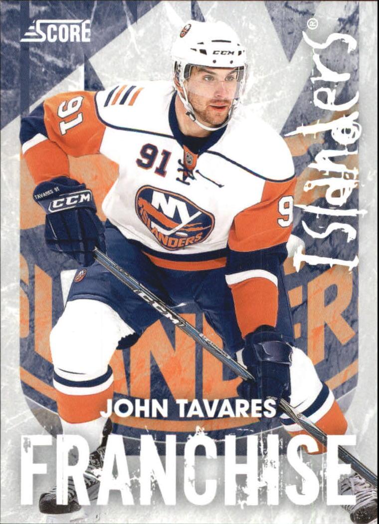 2010-11 Score Franchise #20 John Tavares