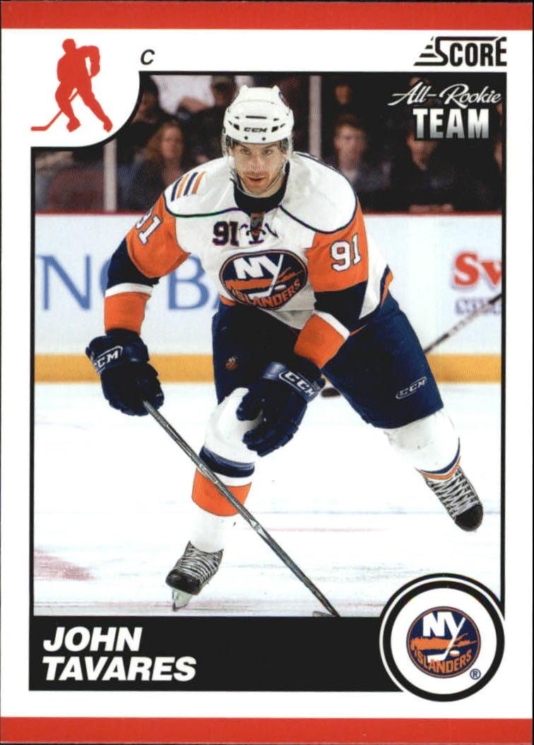2010-11 Score Glossy #306 John Tavares