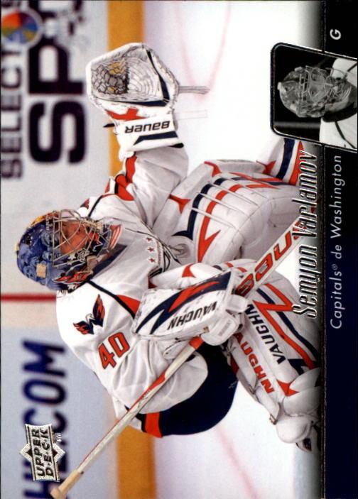 2010-11 Upper Deck French #5 Semyon Varlamov