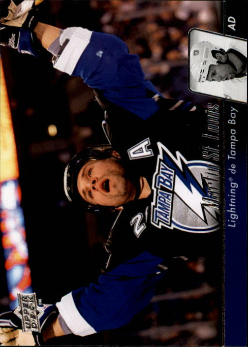 2010-11 Upper Deck French #22 Martin St. Louis