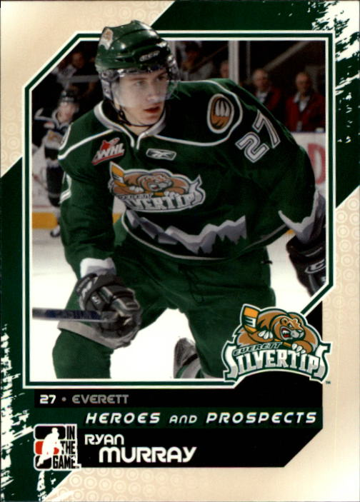2010-11 ITG Heroes and Prospects #88 Ryan Murray