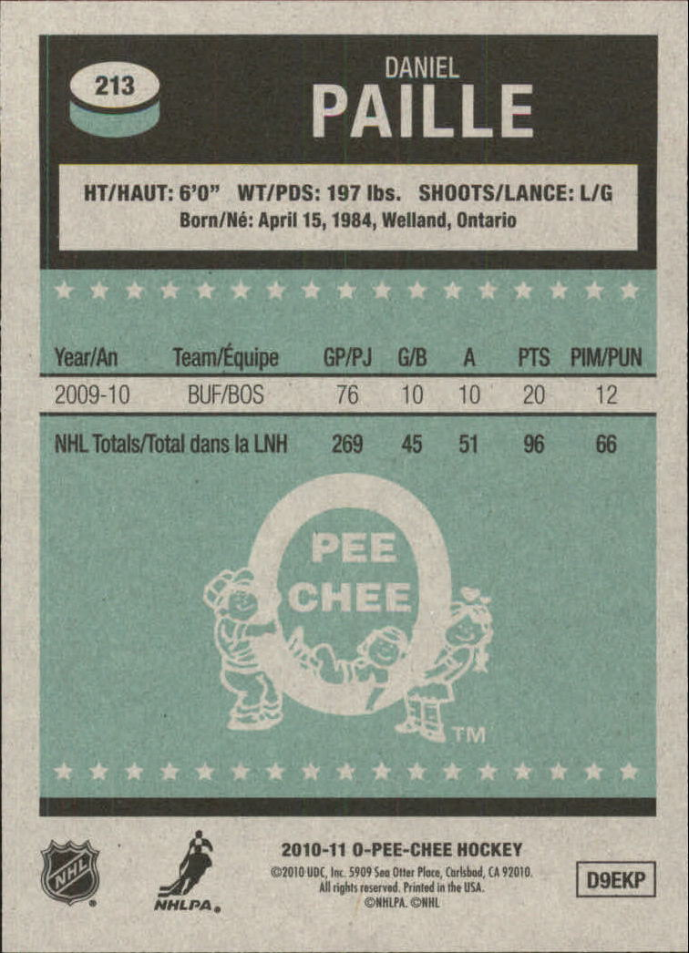 2010-11-O-Pee-Chee-Retro-Parallel-Hockey-Cards-Pick-From-List miniature 44