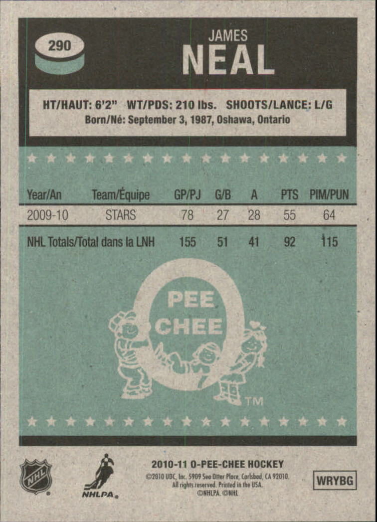 2010-11-O-Pee-Chee-Retro-Parallel-Hockey-Cards-Pick-From-List miniature 61