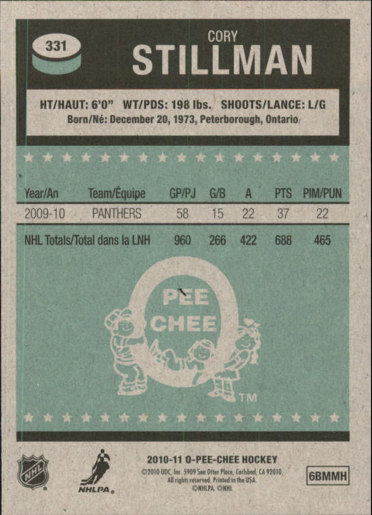 2010-11-O-Pee-Chee-Retro-Parallel-Hockey-Cards-Pick-From-List miniature 76