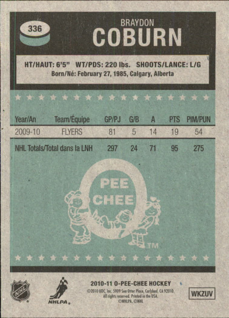 2010-11-O-Pee-Chee-Retro-Parallel-Hockey-Cards-Pick-From-List miniature 78