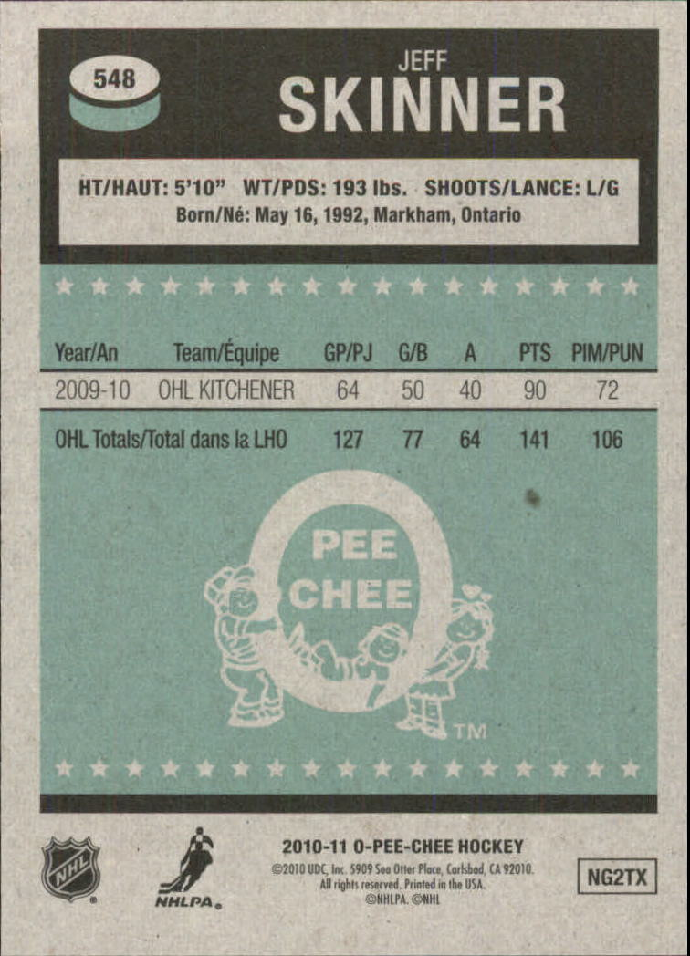 2010-11-O-Pee-Chee-Retro-Parallel-Hockey-Cards-Pick-From-List miniature 123
