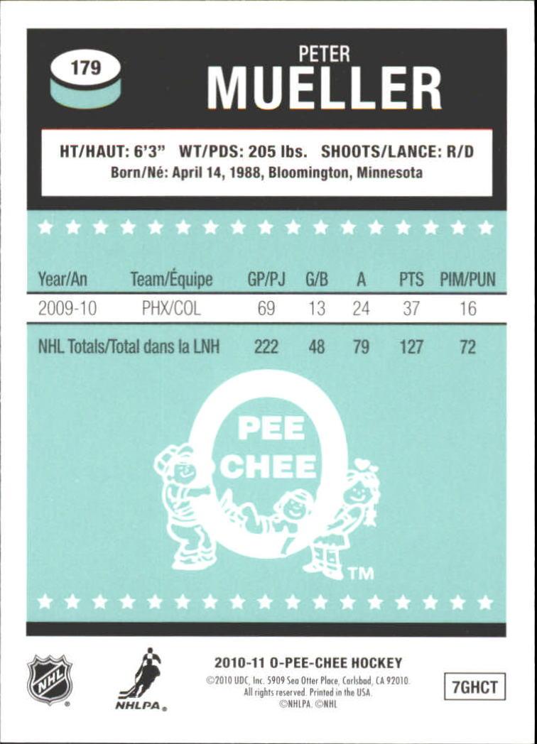 2010-11-O-Pee-Chee-Retro-Rainbow-Hockey-Card-Pick miniature 79