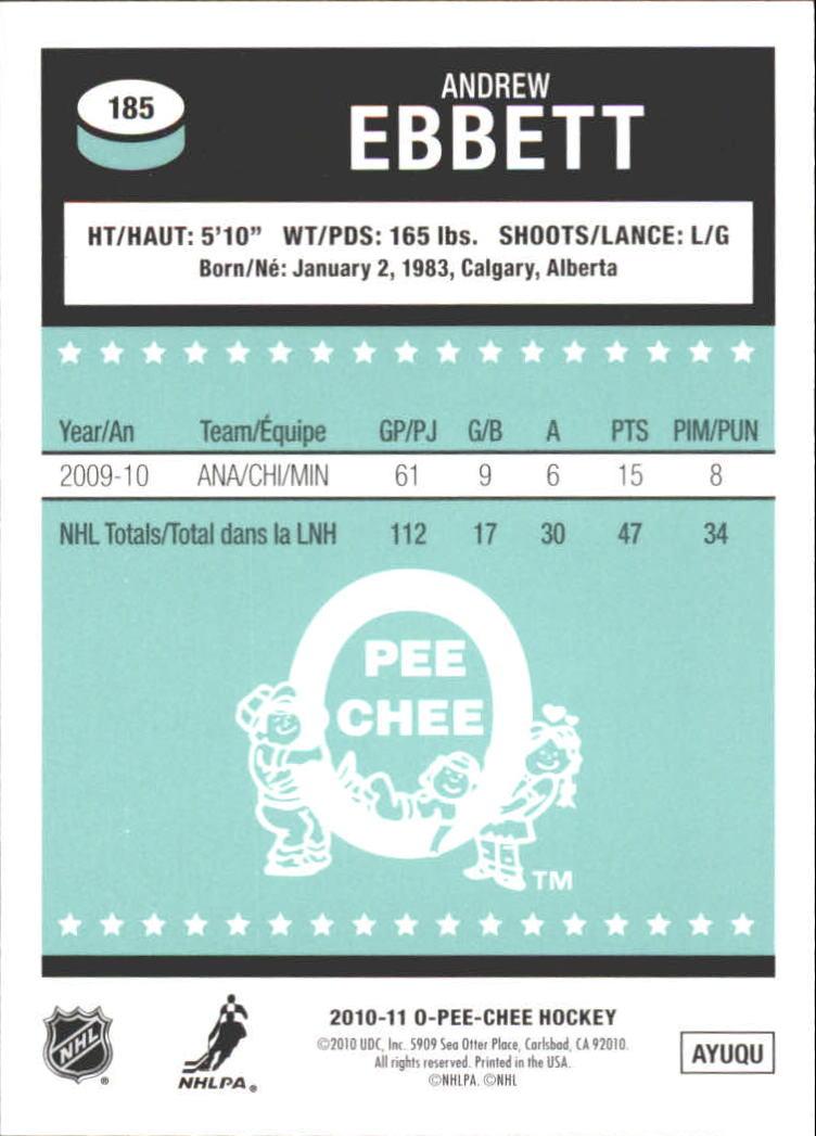 2010-11-O-Pee-Chee-Retro-Rainbow-Hockey-Card-Pick miniature 81