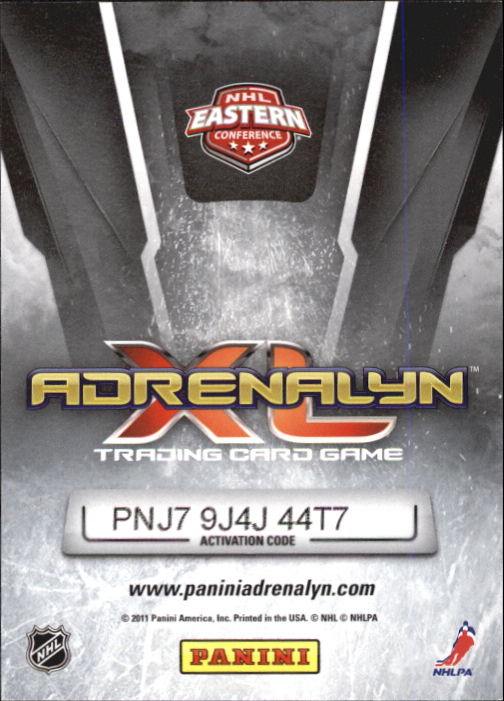 2010-11 Adrenalyn XL #78 P.K. Subban RC