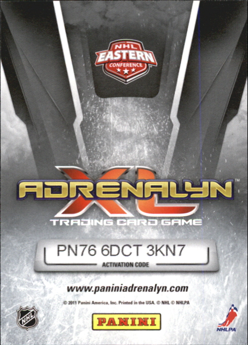 2010-11 Adrenalyn XL #118 Jamie McBain RC
