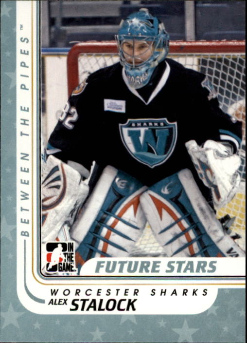 2010-11 Between The Pipes #47 Alex Stalock