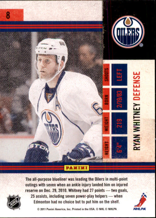 2010-11-Playoff-Contenders-Hockey-Cards-1-100-Pick-From-List thumbnail 17