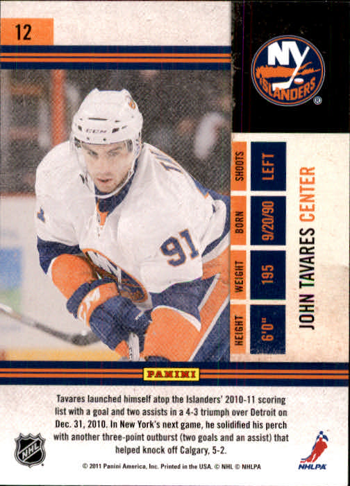 2010-11-Playoff-Contenders-Hockey-Cards-1-100-Pick-From-List thumbnail 25