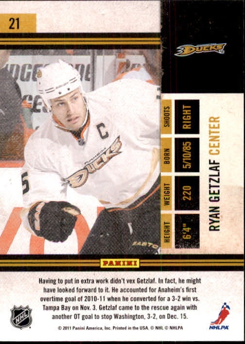 2010-11-Playoff-Contenders-Hockey-Cards-1-100-Pick-From-List thumbnail 43