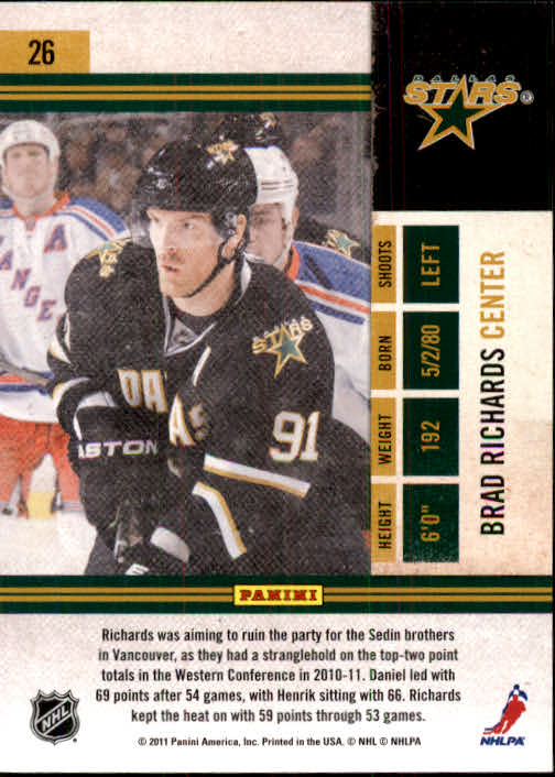 2010-11-Playoff-Contenders-Hockey-Cards-1-100-Pick-From-List thumbnail 53