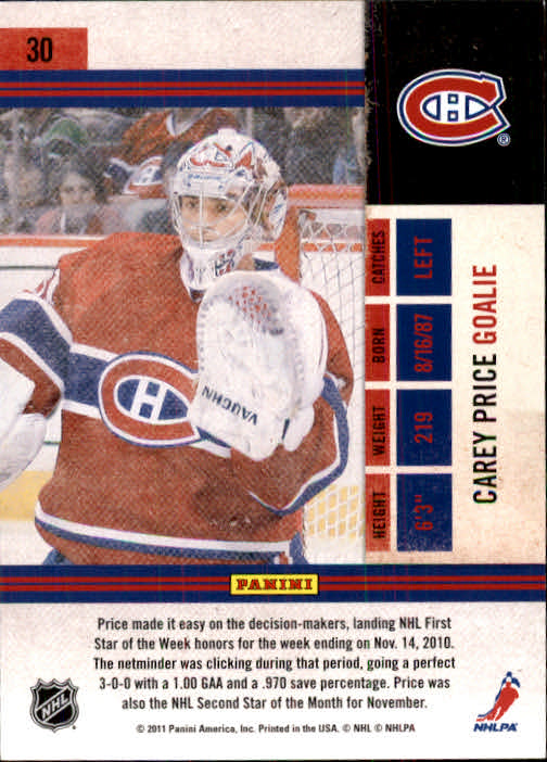 2010-11-Playoff-Contenders-Hockey-Cards-1-100-Pick-From-List thumbnail 61